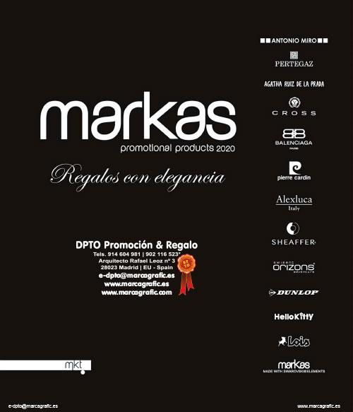 Catálogo Virtual mkt Markas Catalogue