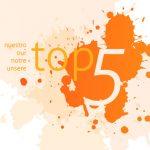 Nuestro Top 5